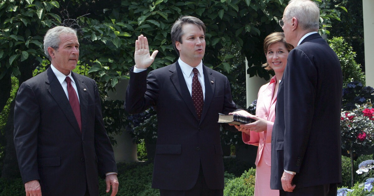 Three Reasons Trump Is Likely to Pick Kavanaugh