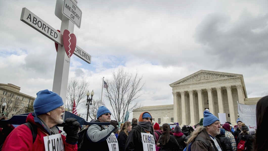 March for Life Supreme Court Abortion