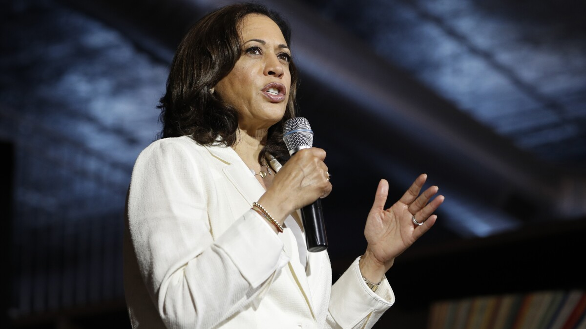 Kamala Harris gets new allegation wrong in letter calling for anti-Kavanaugh task force