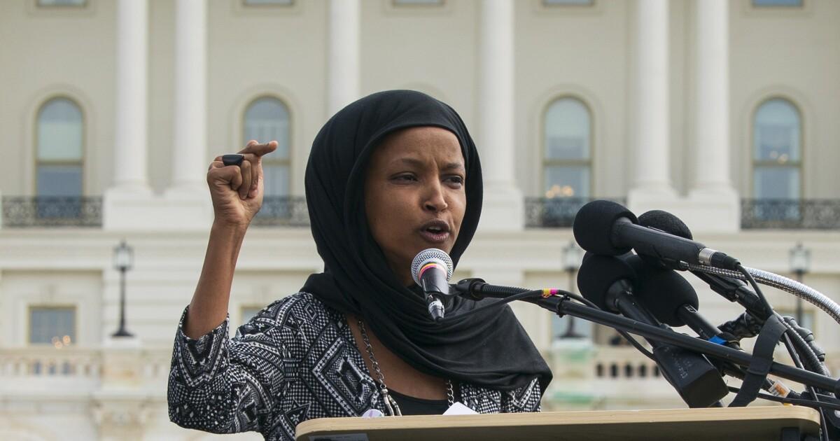 Majority of voters oppose Omar's 'anti-American rhetoric,' half support censuring her: Poll