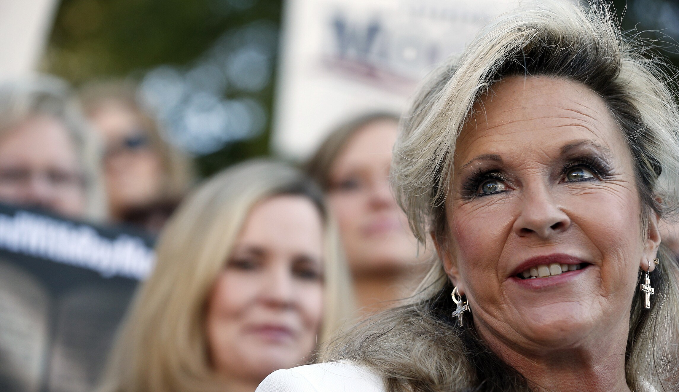 roy moore's wife fends off charges of anti-semitism: 'one of our