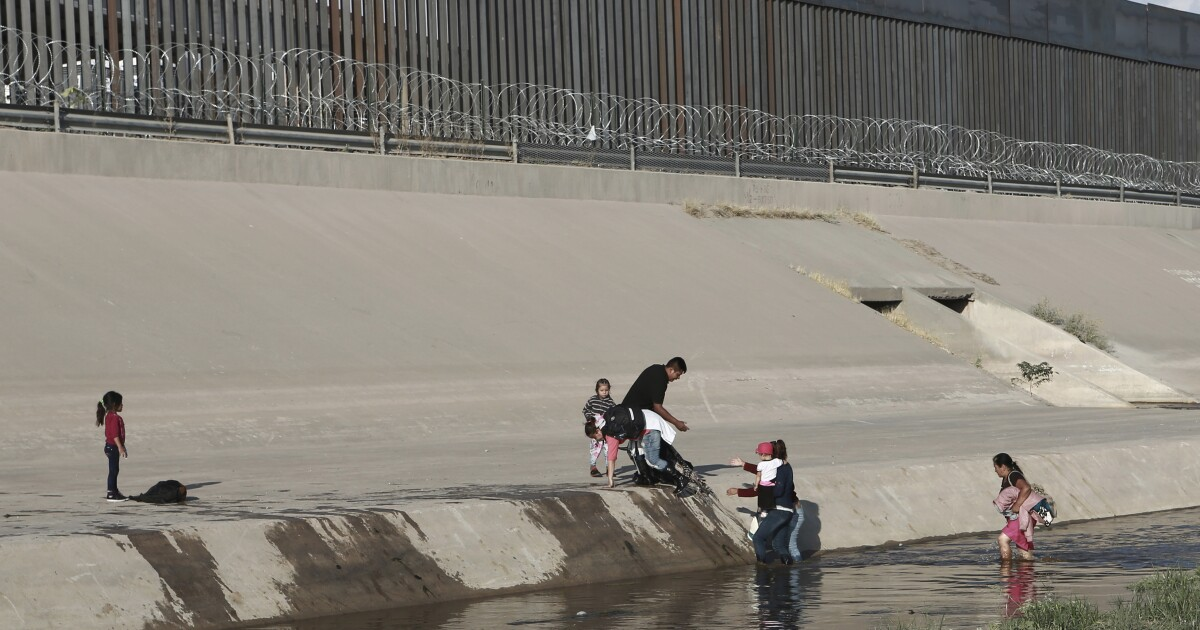 Border Patrol facility in El Paso secretly dumping dirty water into city's drinking water supply