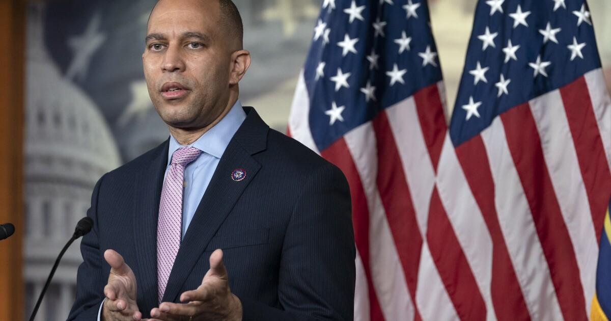 House Democrats embrace Biden bid for a bipartisan infrastructure bill