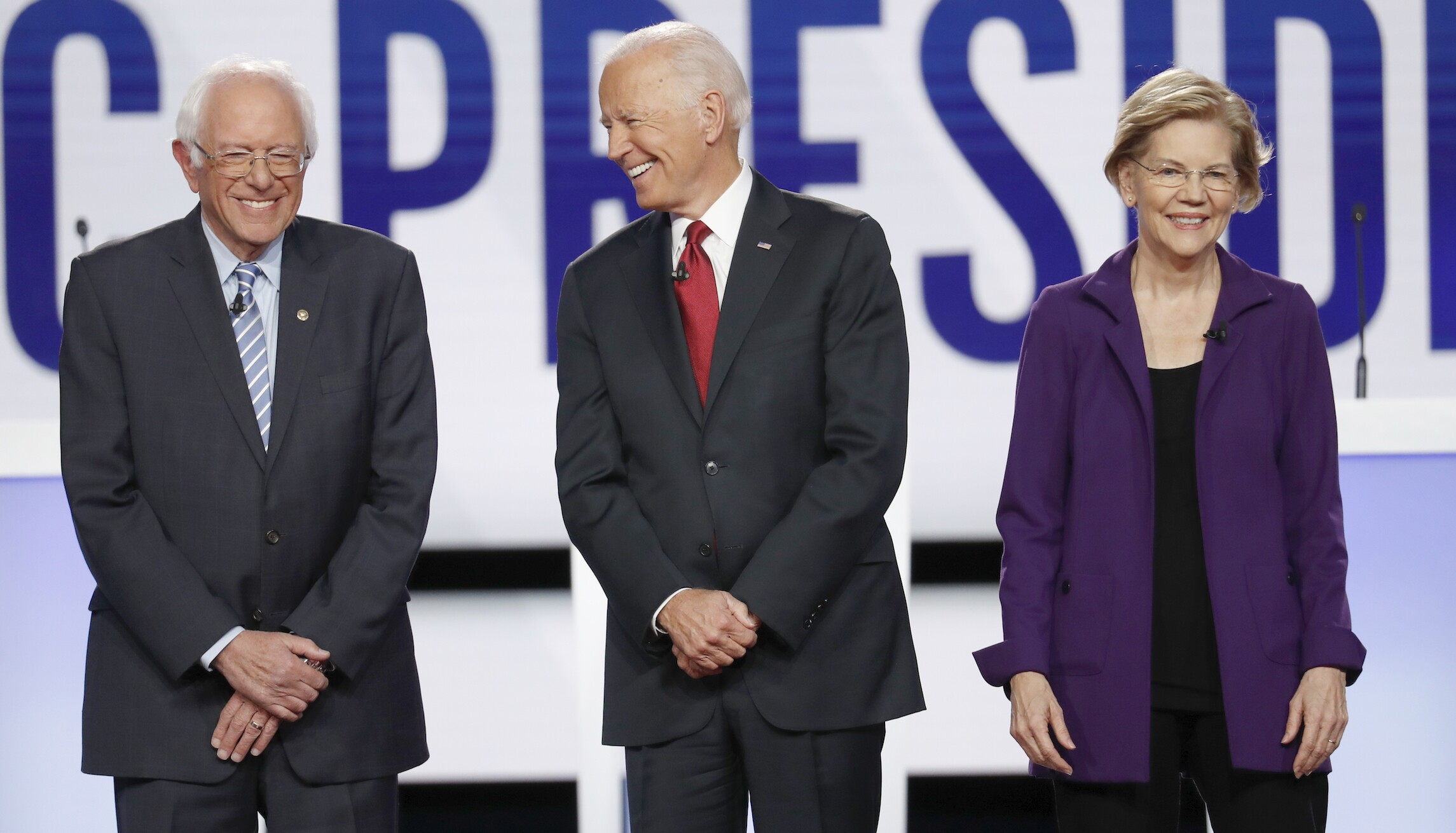 Joe Biden admitted his son Hunter's Ukraine business dealings were shady; in tonight's Democratic debate, he defended them anyway