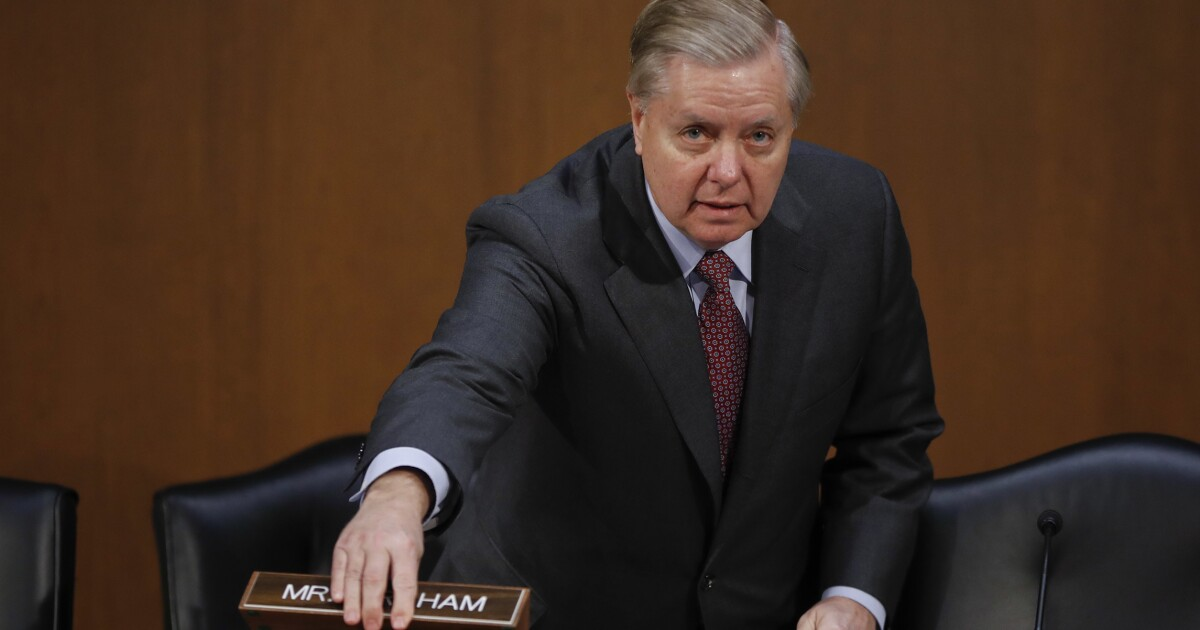 Lindsey Graham: North Korea wouldn't be talking to Trump unless they thought military option was possible