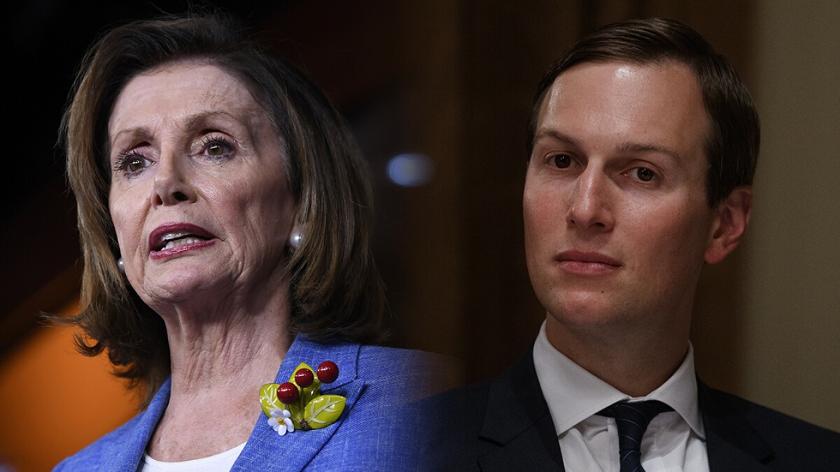 Pelosi tells Trump to ask his 'slumlord' son-in-law about 'rodent infestations'