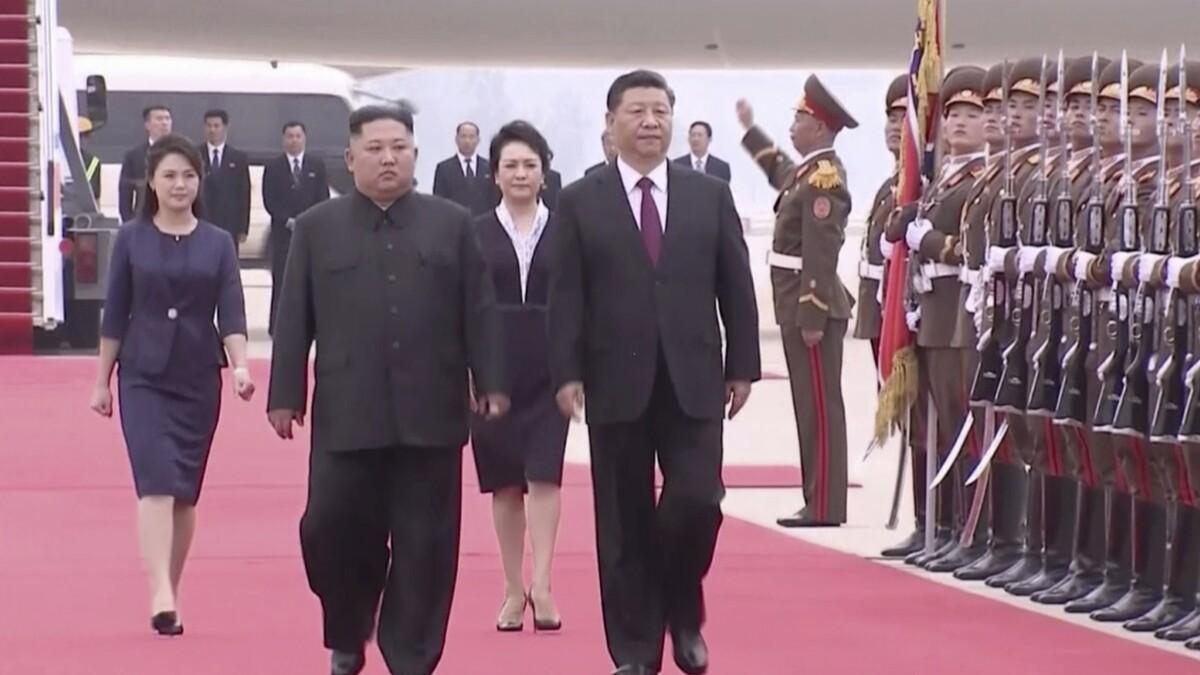Xi heads to North Korea to break cycle of mistrust
