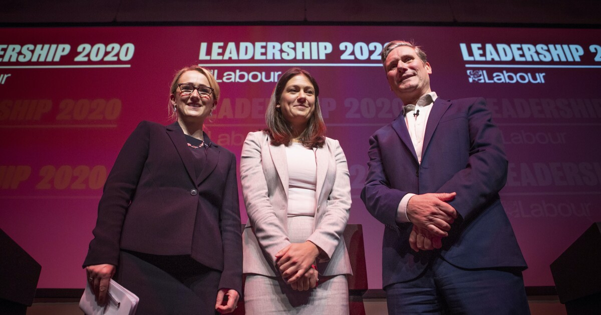 Would-be British Labour leaders fare poorly on anti-Semitism question