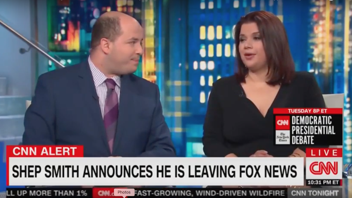 Ana Navarro: NBC should give 'more likeable' Shepard Smith a chance after 'failure' Megyn Kelly