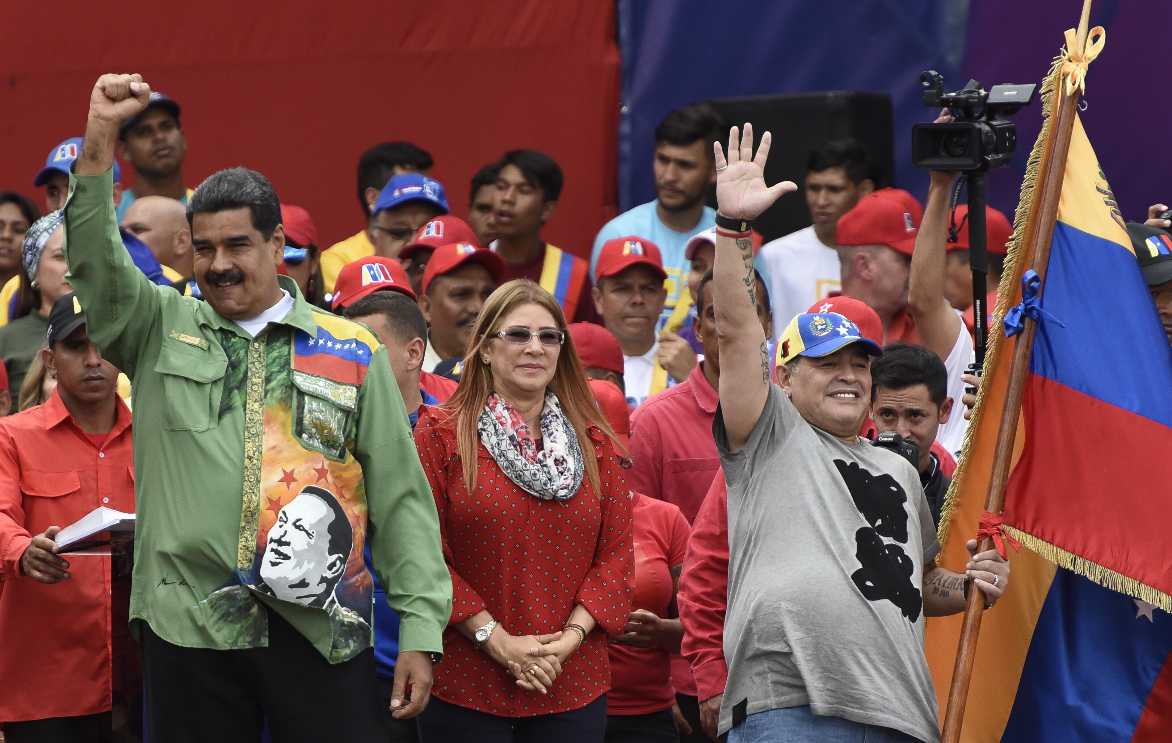 نتيجة الصورة لـ Nicolás Maduro