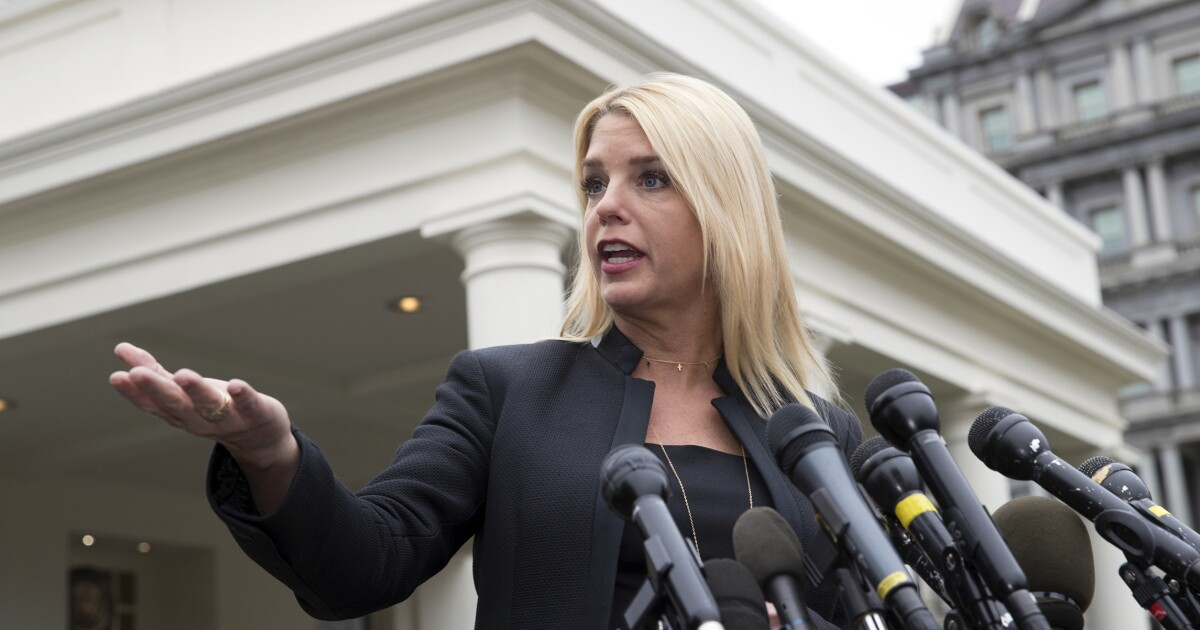 Trump said he would 'love' her in his administration. Pam Bondi cashed out for K Street instead
