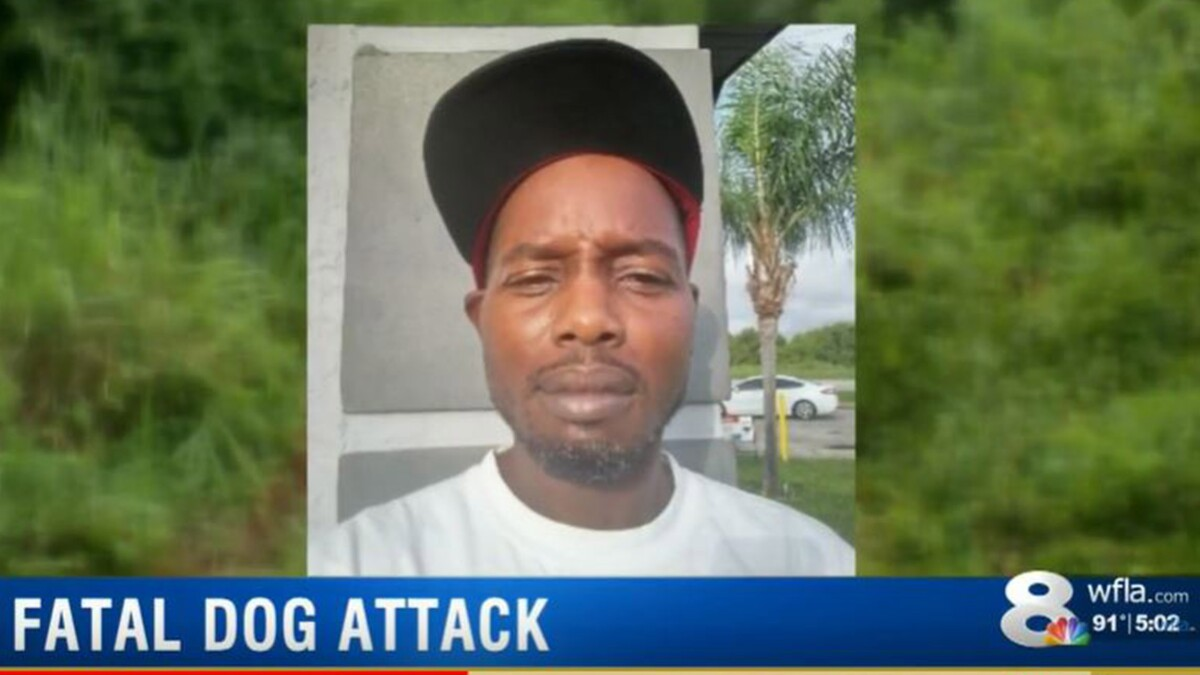 Florida man takes shortcut home and ends up dead with more than 100 dog bites