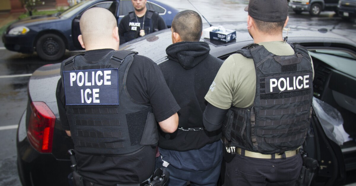 Biden administration reportedly planning to dismantle ICE immigration enforcement