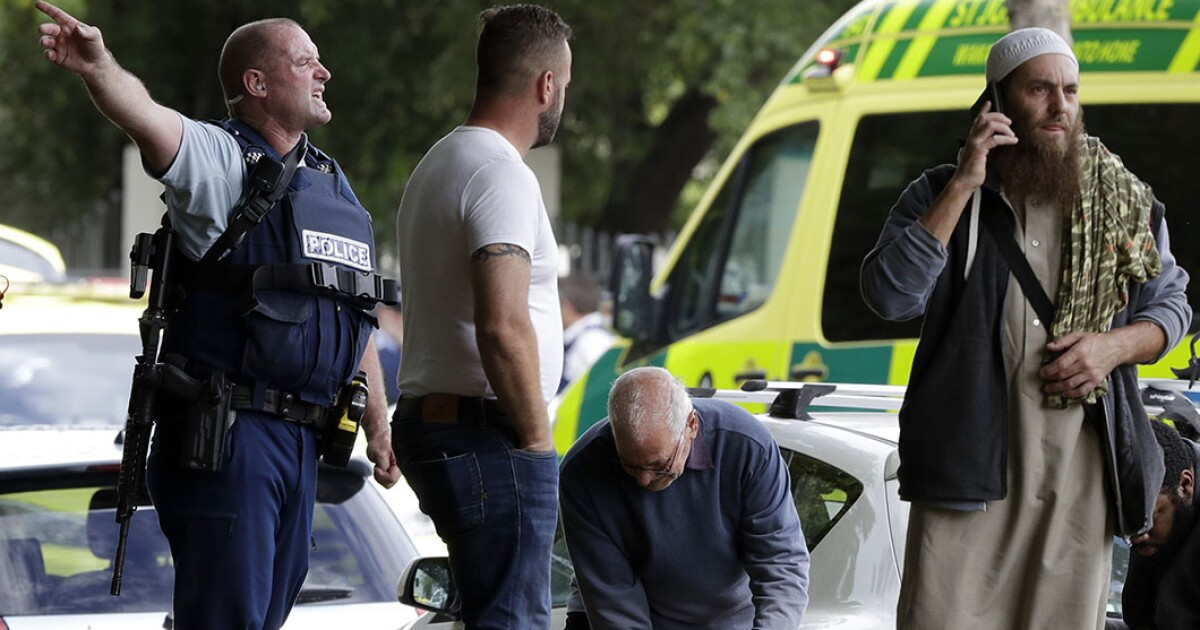 New Zealand massacre suspect cited killing of Swedish girl as motivator
