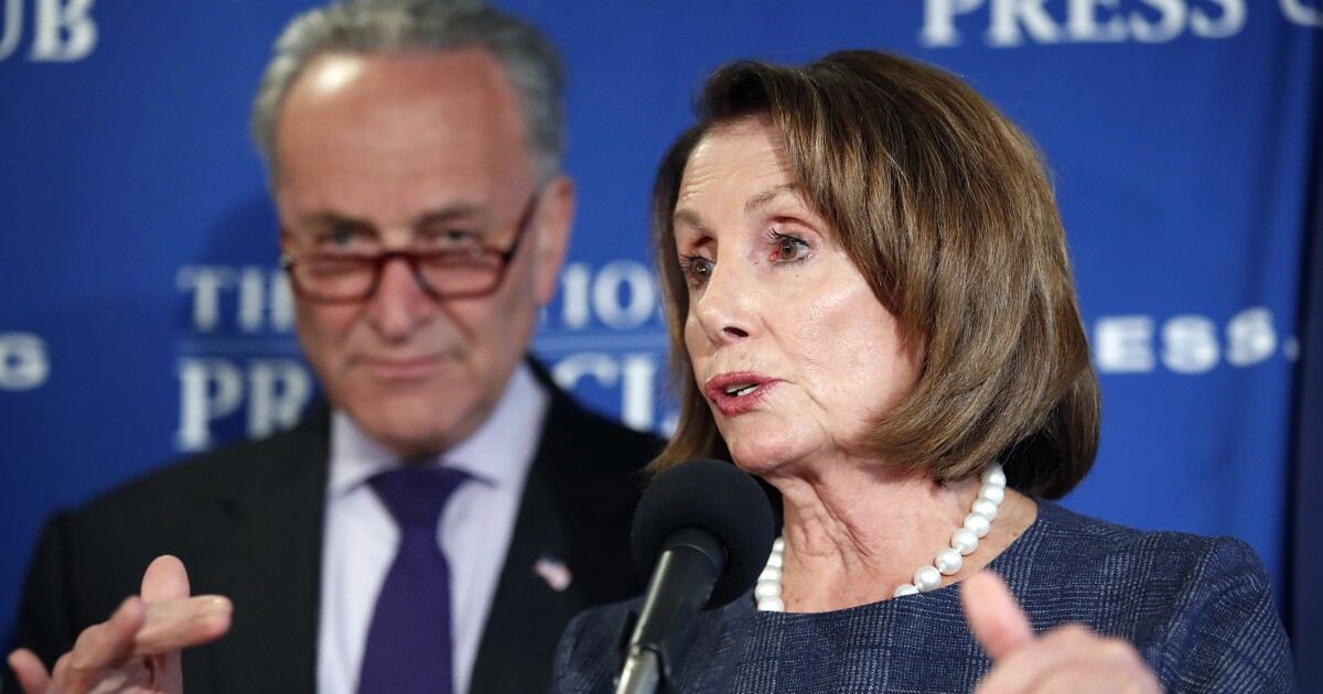 Democrats will impose massive tax hikes if they win Congress
