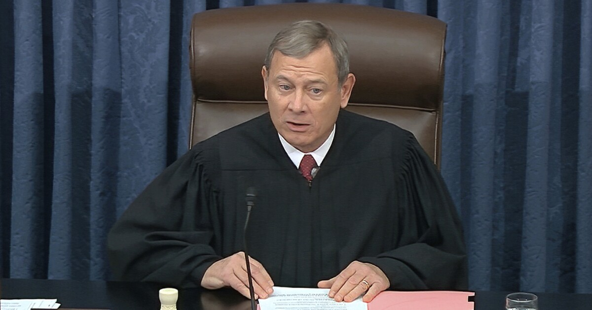 Schumer: John Roberts turned down chance to preside over second Trump impeachment trial