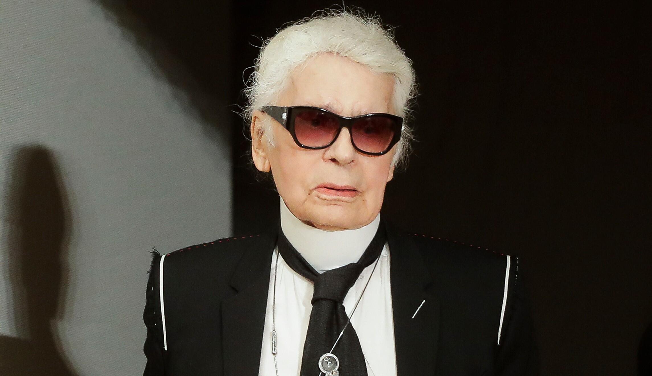 Fashion Icon Karl Lagerfeld Threatens To Renounce German Citizenship