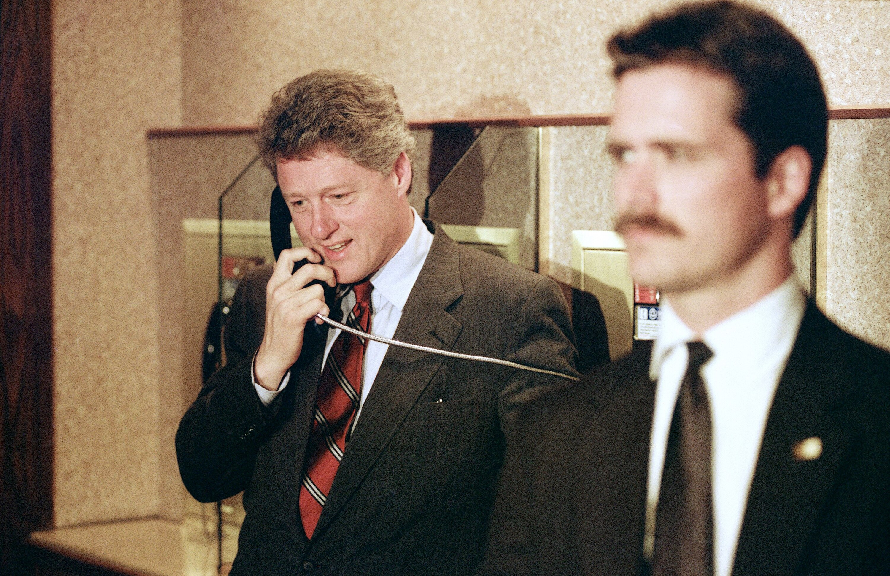 Book: Clinton took secret trips outside White House to visit girlfriends