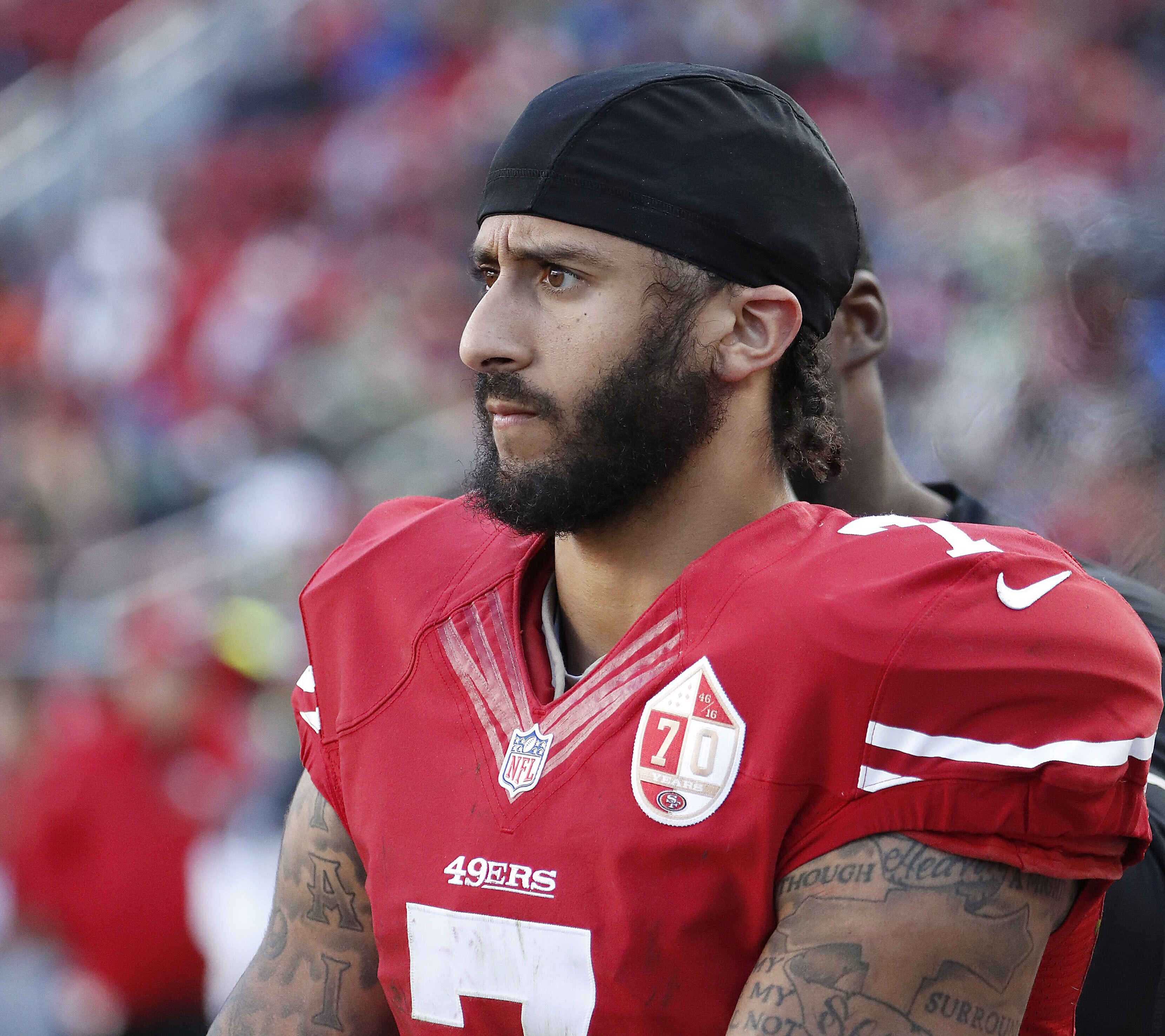 Trump claims hes the reason nfl owners wont hire colin kaepernick m4hsunfo