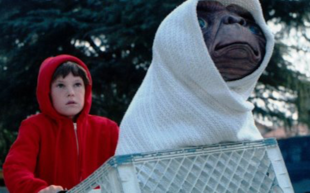 Elliot from <i>E.T.</i> arrested on DUI charge, told officers he was an actor