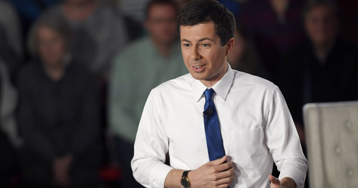 Mayor Pete Buttigieg spends almost 50% of his time away from South Bend