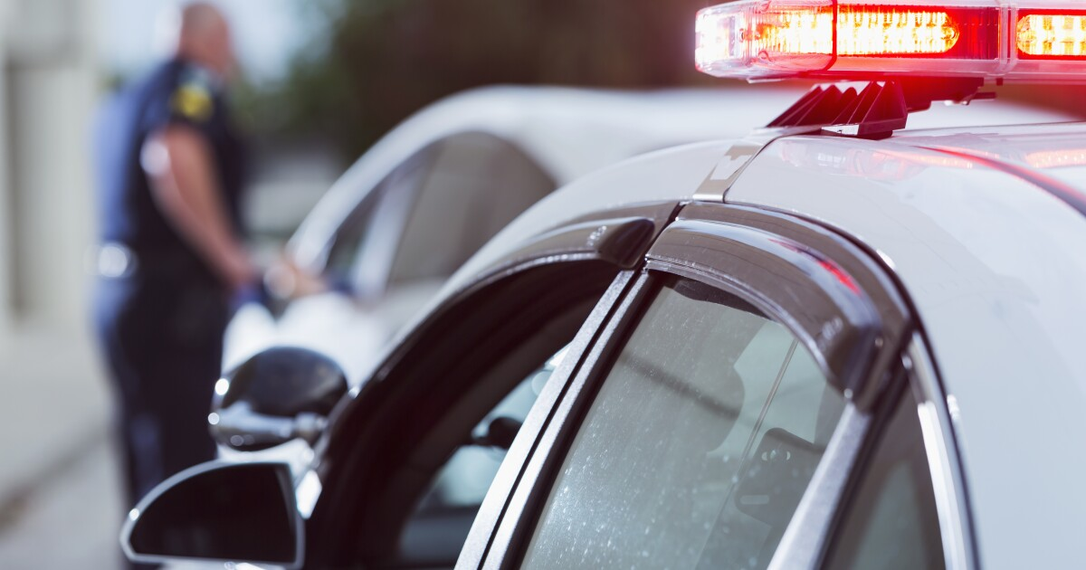 Senior citizen charged with DUI after 20 mph police chase