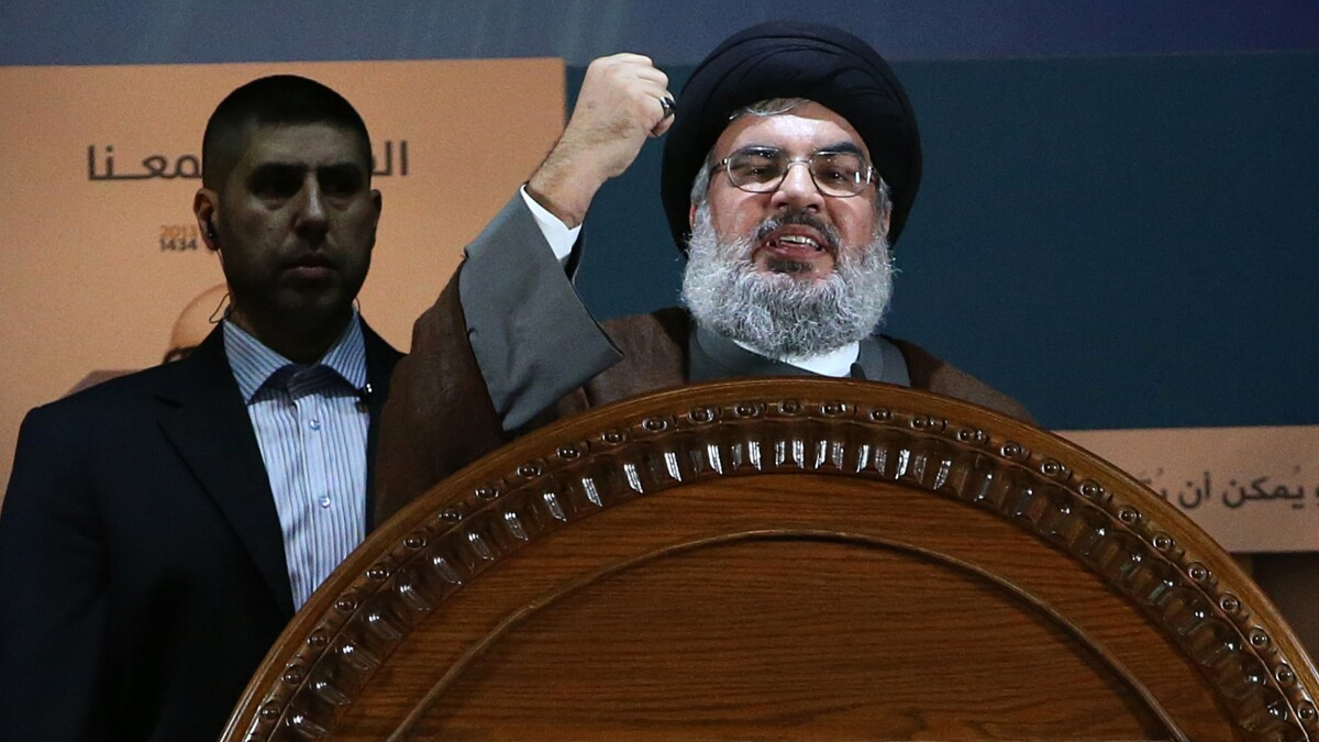 Hezbollah's threat to Israel rises amid Lebanon chaos