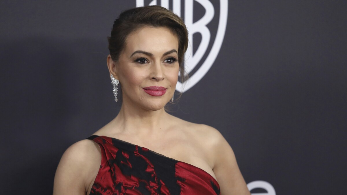 Alyssa Milano says she had two abortions because she 'was not ready to be a parent'