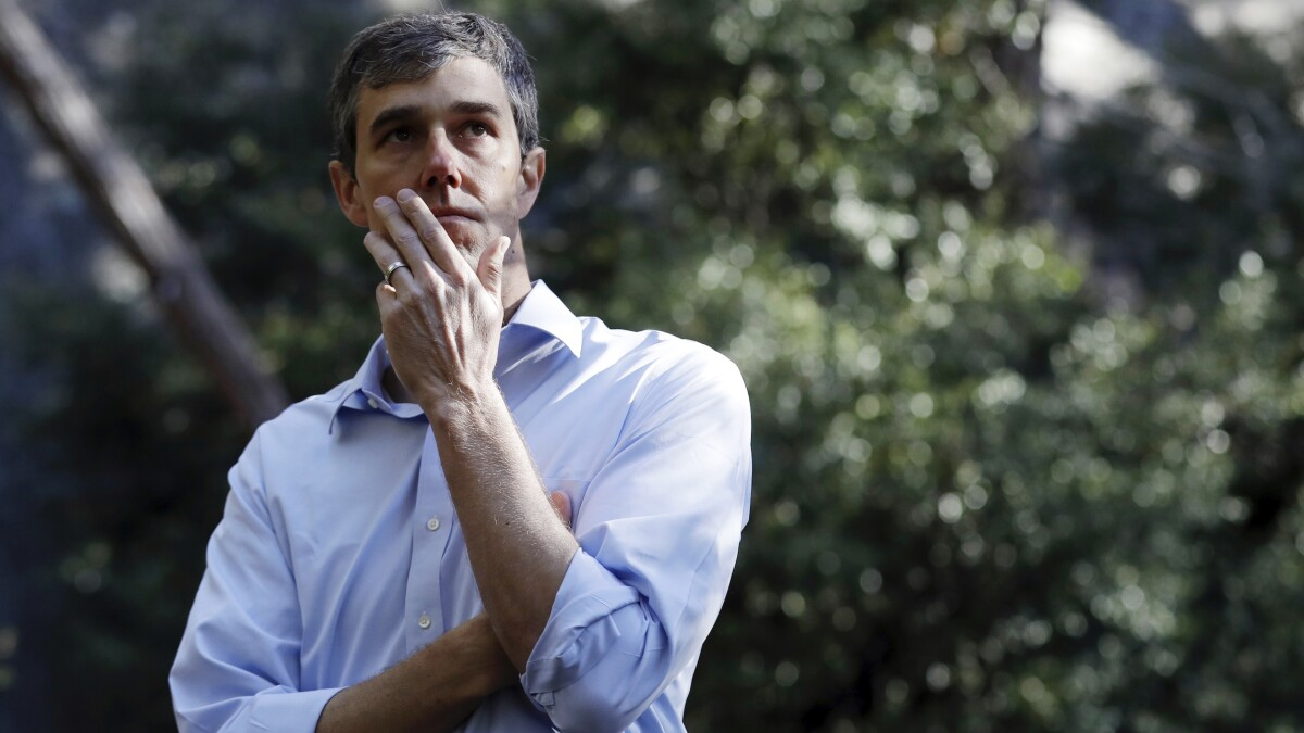 Beto O'Rourke should face it: Dem voters are just not that into him