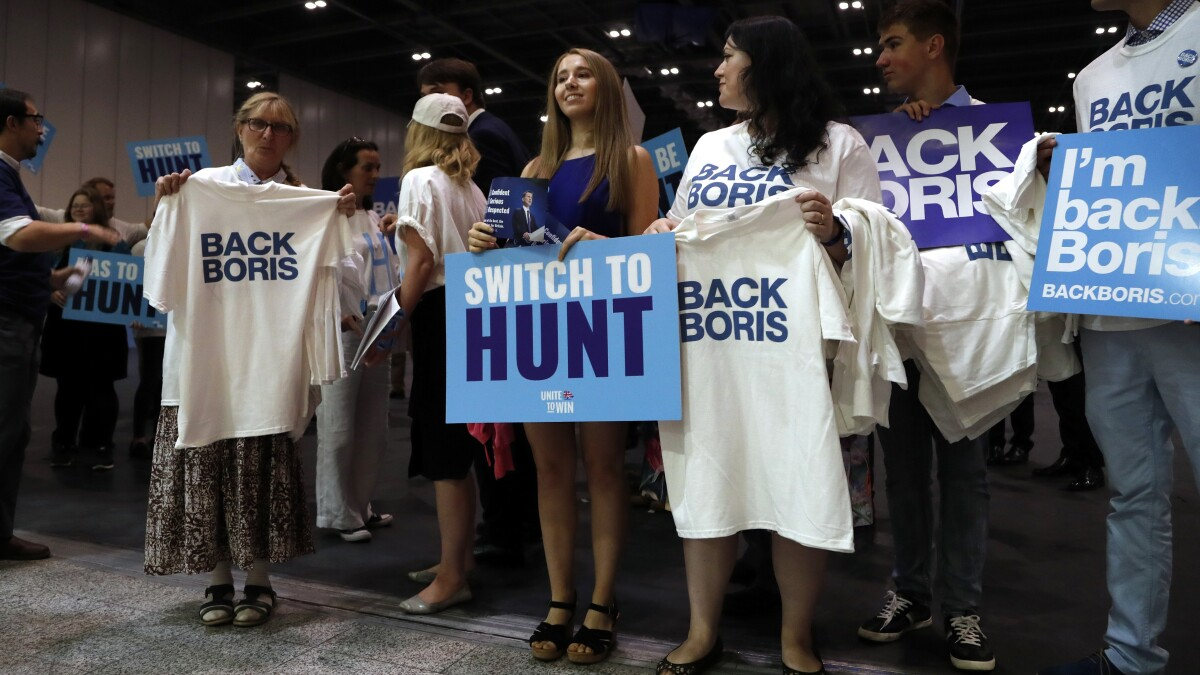 Boris Johnson breaks record for most funds raised by UK politician