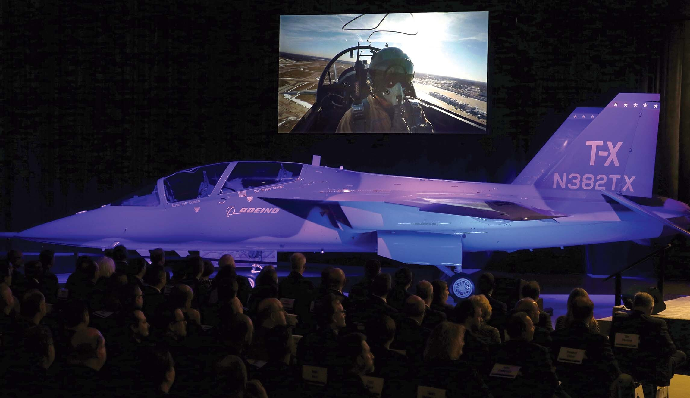 Mega stakes as defense companies face deadline on Air Force