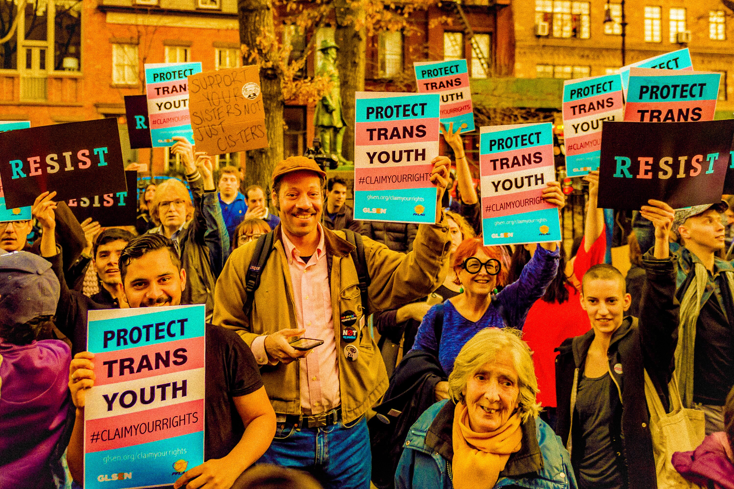 Advocates Demand Devos Protect Students >> Devos Stands Up To The Transgender Bullies