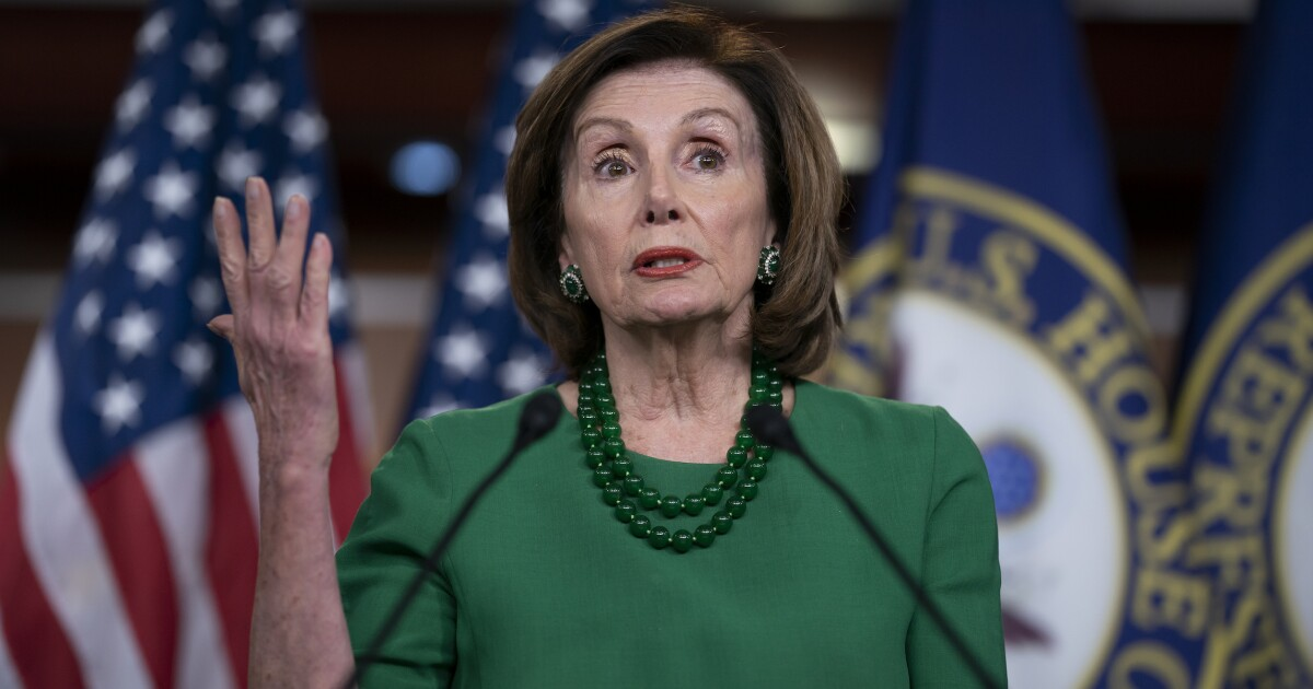 Pelosi demands increased unemployment insurance, Medicaid, and paid sick leave in stimulus deal