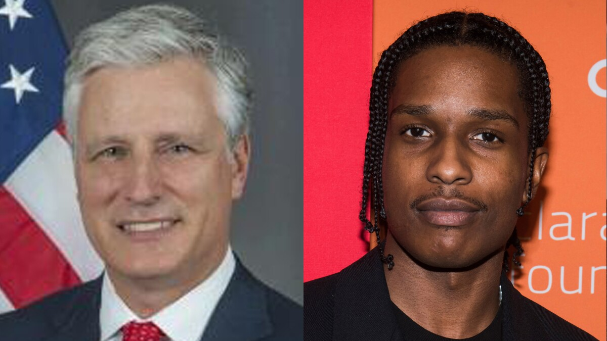 Trump's new national security adviser went to Sweden to negotiate release of A$AP Rocky