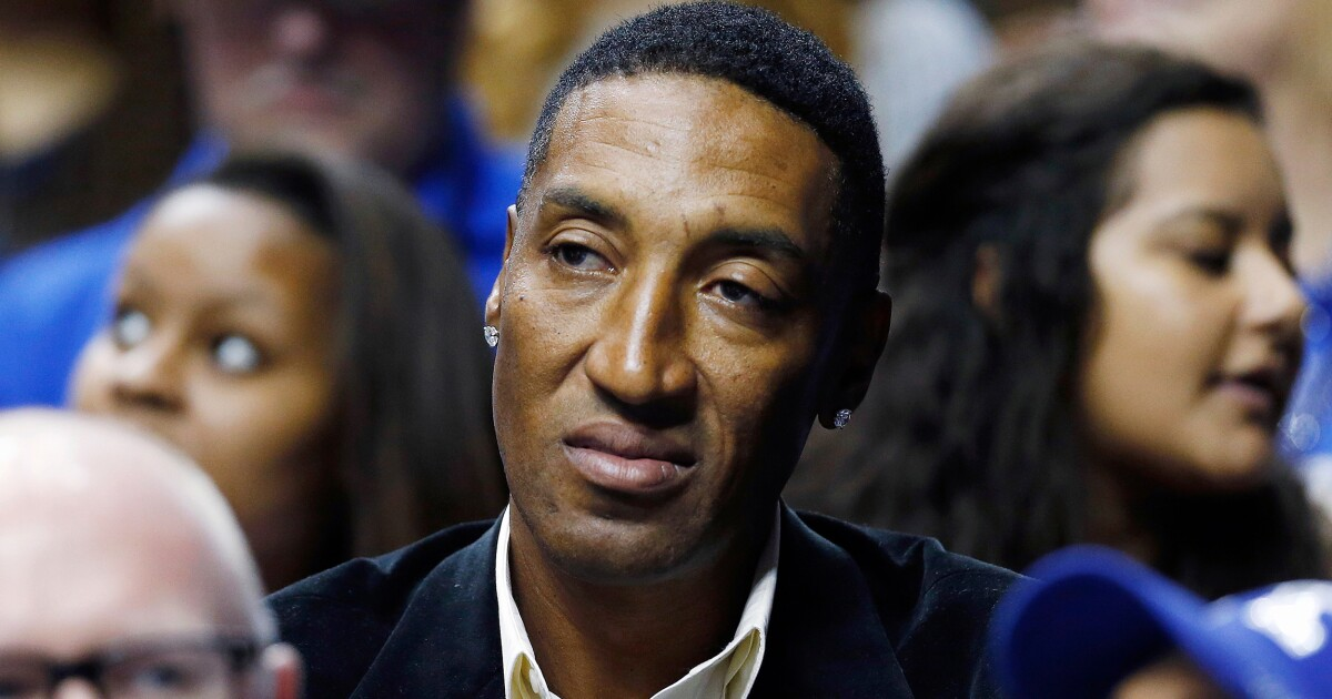 Scottie Pippen accuses 5-year-old girl of drawing on his walls in $109K suit