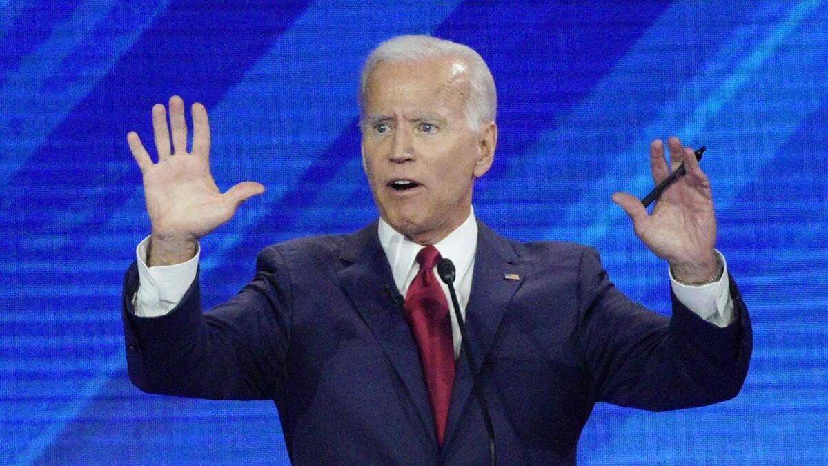 Biden promises to release medical records before Iowa caucuses