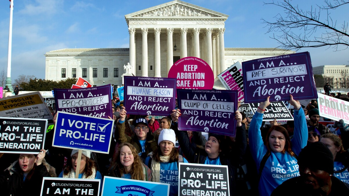 As we March for Life, remember the pro-life movement's roots