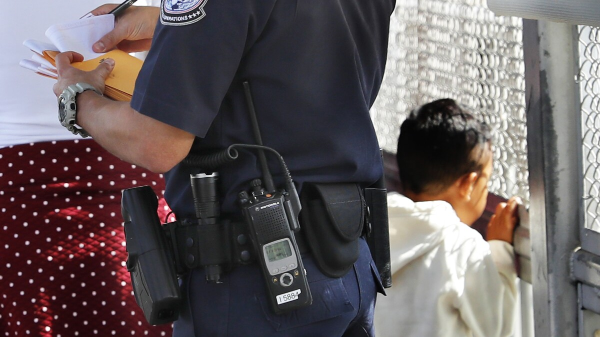 Record 61,000 migrant children surge over border, $230M spent for snacks, diapers, baby formula