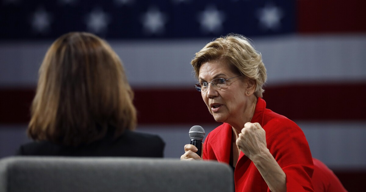For the Cherokee Nation, Elizabeth Warren's 'Pocahontas' issue is still a problem