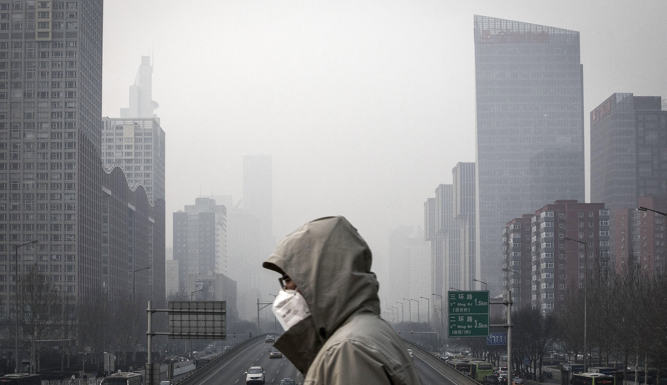 Exposure To Air Pollution During >> Normal Exposure To Air Pollution Shaves The Equivalent Of One Year