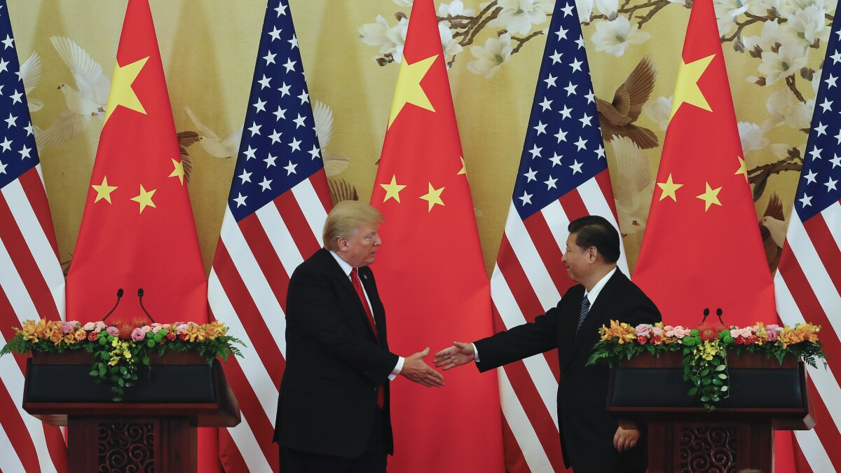 The end of America's 30-year engagement with China?