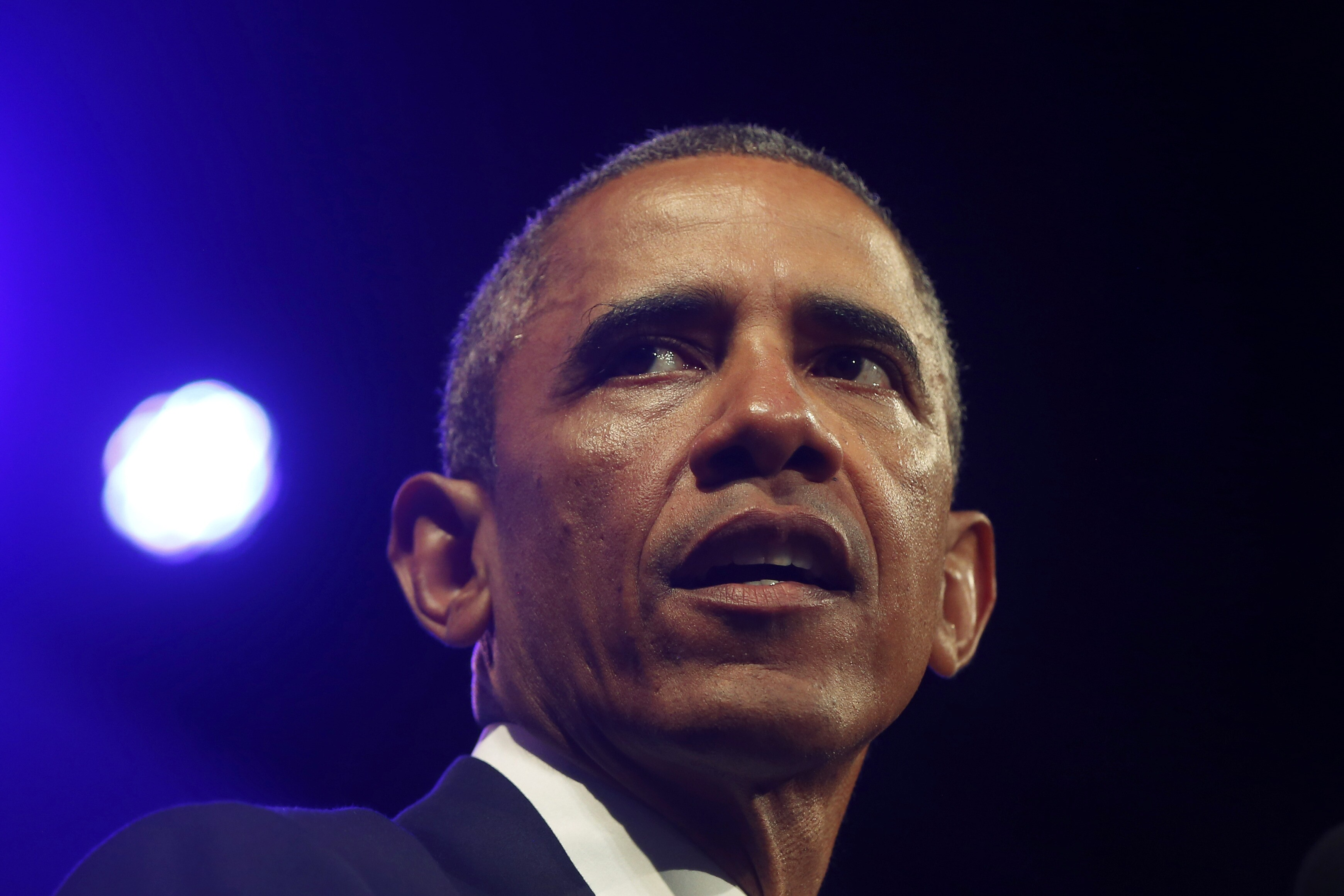 Obama's segue from constructive tax proposals to low-grade demagoguery