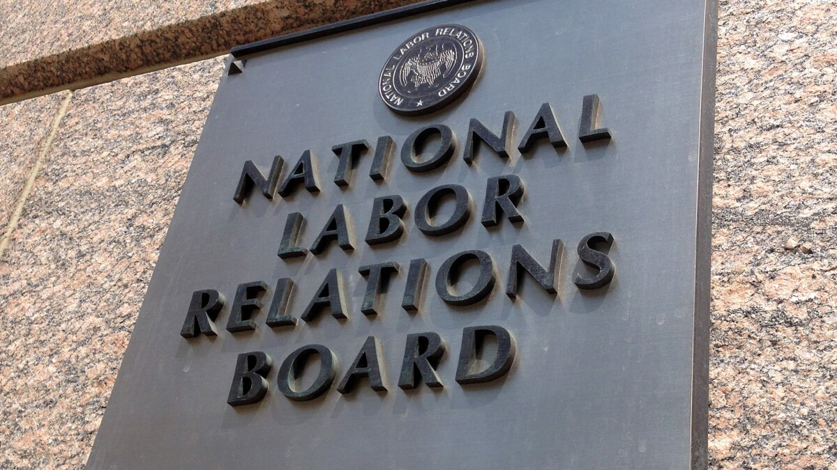 NLRB may change rule protecting profane speech by union activists