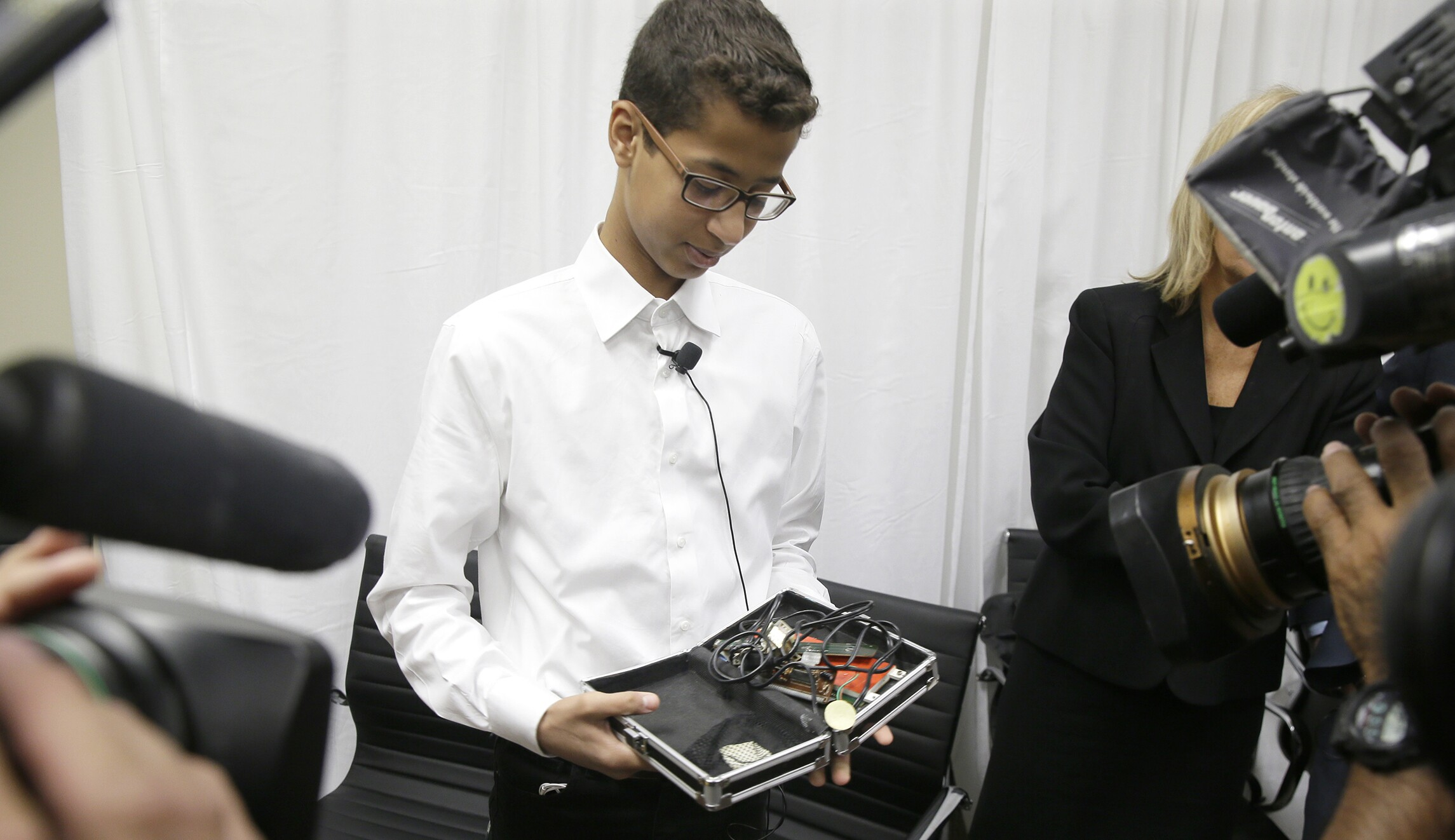 Clockboy' Ahmed Mohamed discrimination lawsuit dismissed