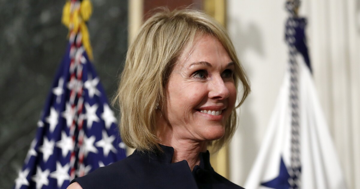 Kelly Knight Craft should be UN ambassador and in Trump's Cabinet