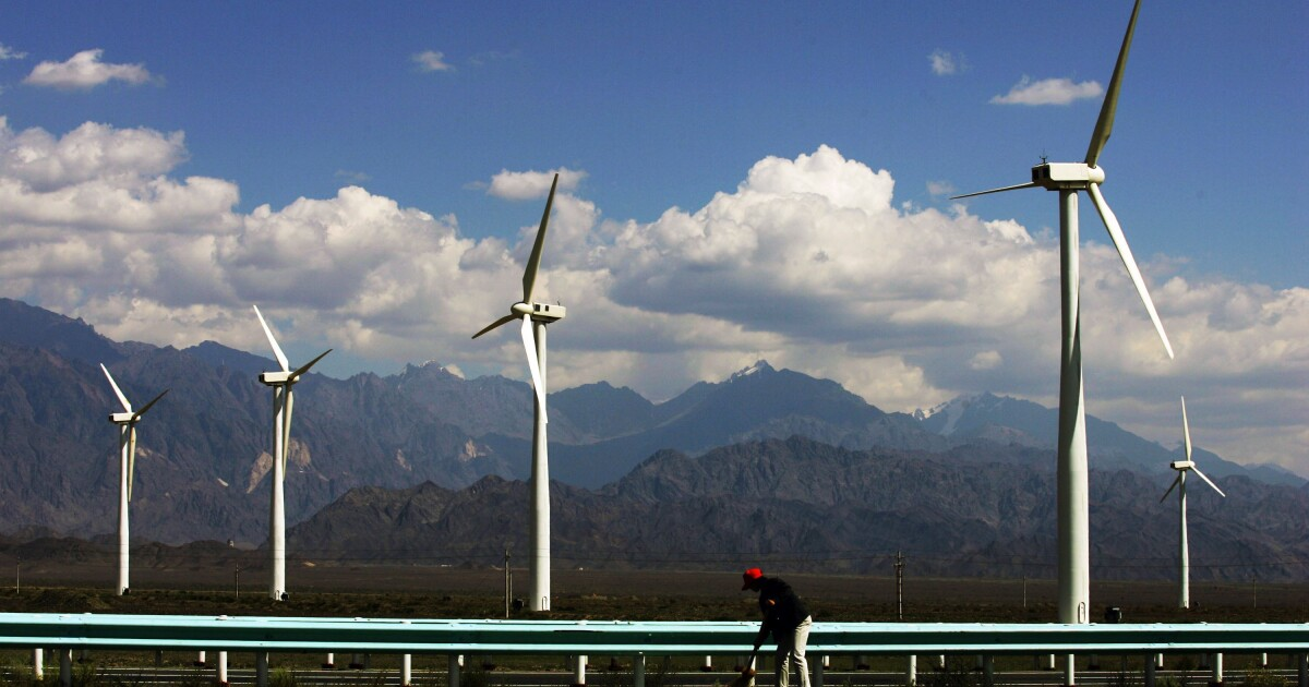 Treasury grants wind and solar developers pandemic relief