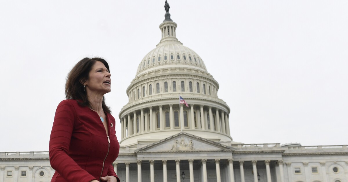 Cheri Bustos, who headed the House Democratic campaign arm amid big 2020 losses, is retiring