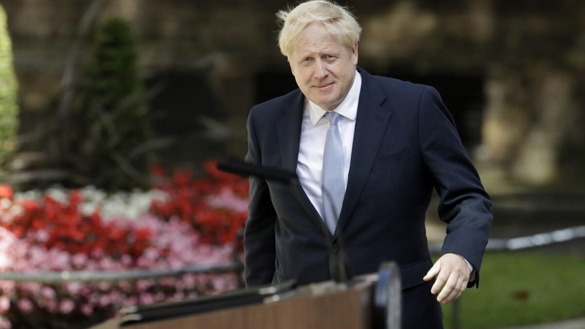 Boris Johnson writes his toughest ever letter