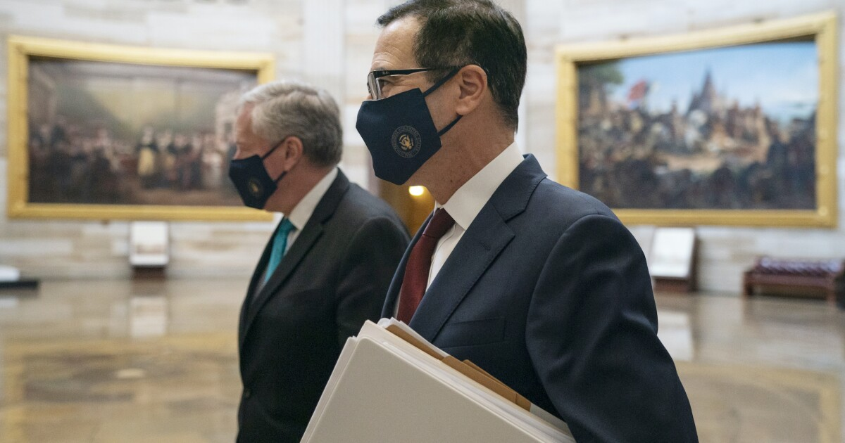 Senate abandons recess plans after coronavirus talks stall