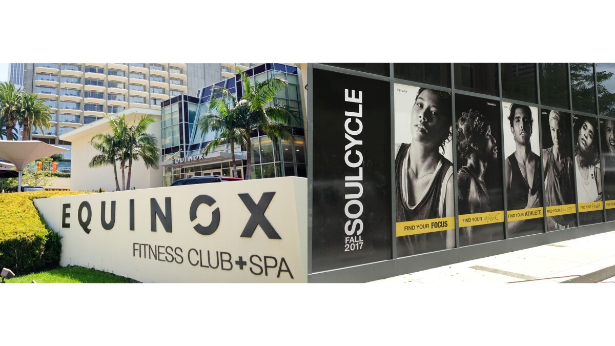 How Equinox and SoulCycle, two left-leaning gyms, got 'canceled' for supporting Trump